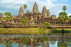FULL DAY ANGKOR TEMPLES TOUR