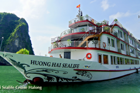 Halong Bay 3D2N - Huong Hai Sealife 4*
