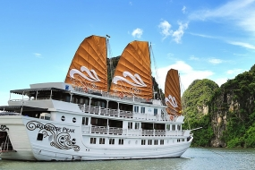 Halong Bay 2D1N - Paradise Luxury Cruise 5*