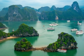 7DAYS 6NIGHTS VIETNAM CHARMING TOUR