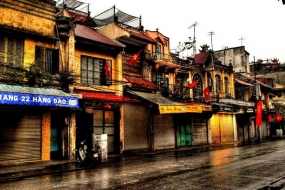Half day Glimpses of Hanoi Tour