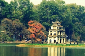 Full day Hanoi City Tour with cyclo ride