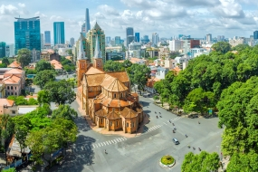 HALF DAY GLIMPSES OF EXCITING SAIGON TOUR