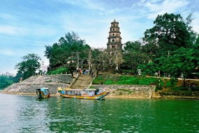 FULL DAY THIEN MU PAGODA & IMPERIAL TOMBS