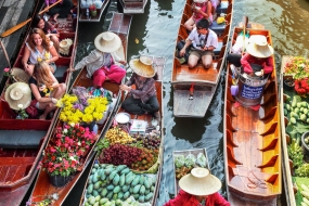 3D2N MEKONG CRUISE TOUR (MY THO-CAI BE-SA DEC)