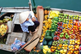 FULL DAY MEKONG DELTA (CAI BE - VINH LONG)